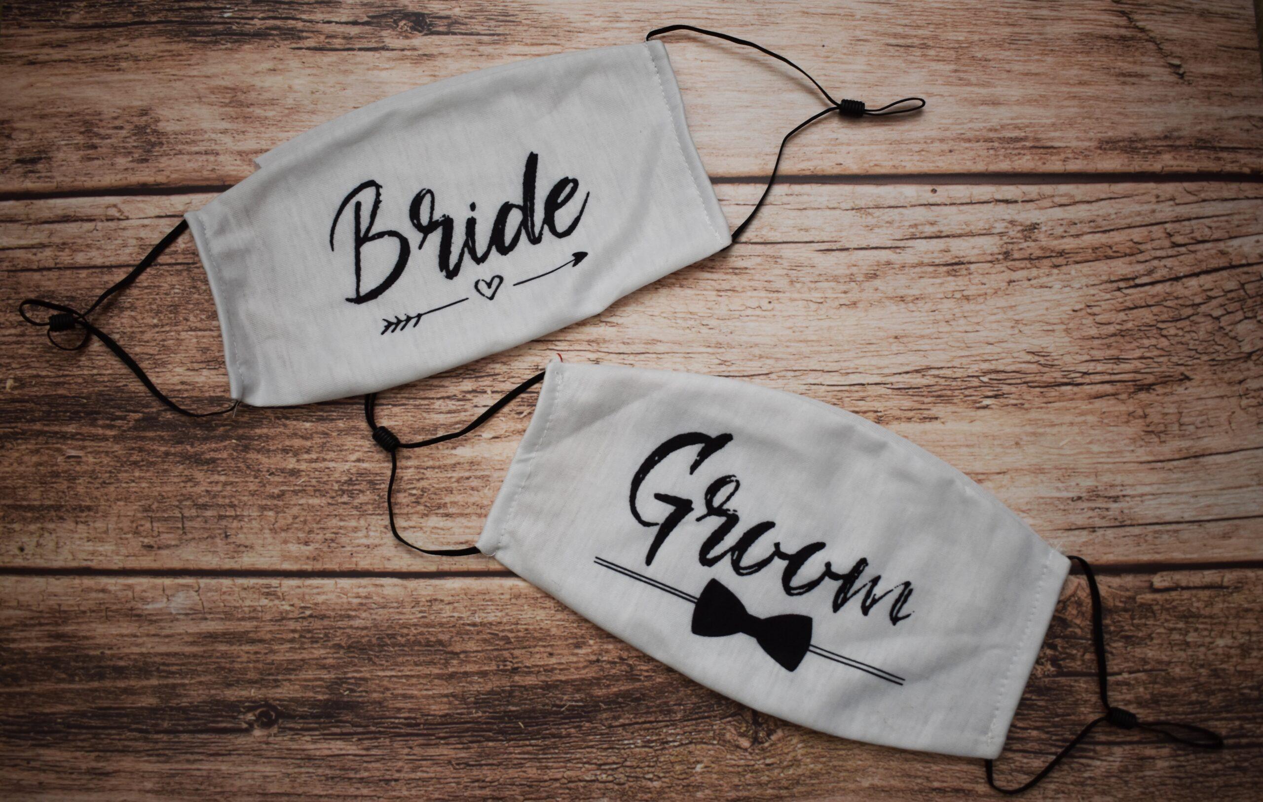 masks-for-bride-groom